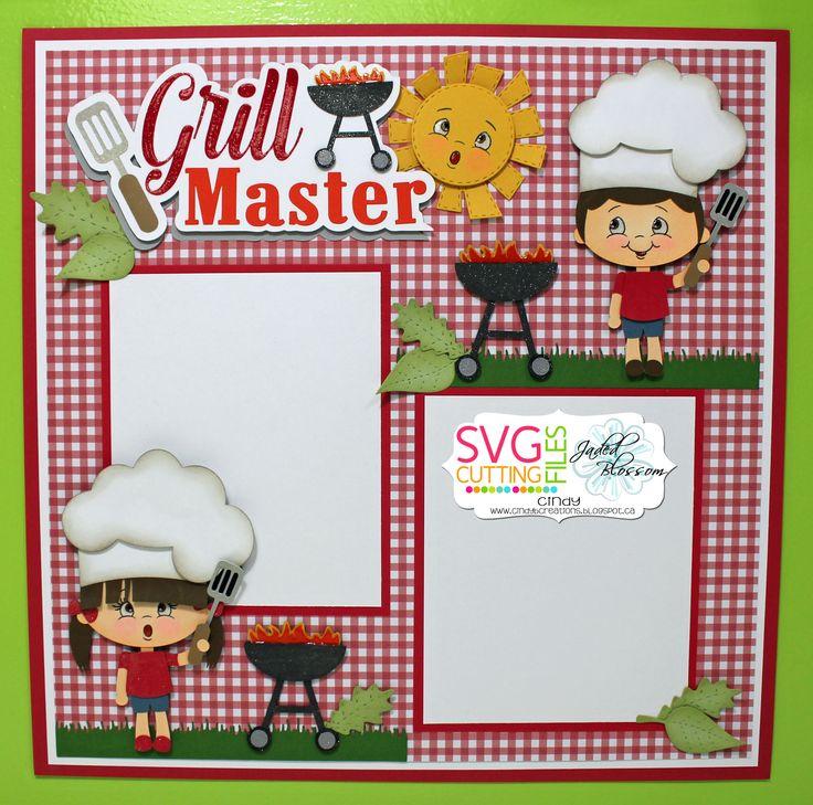 BBQ Girl, BBQ Boy, Grill Master