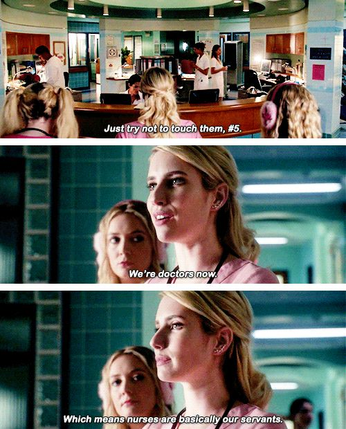 "Scream Queens Season 2 Premiere ""Scream Again"""