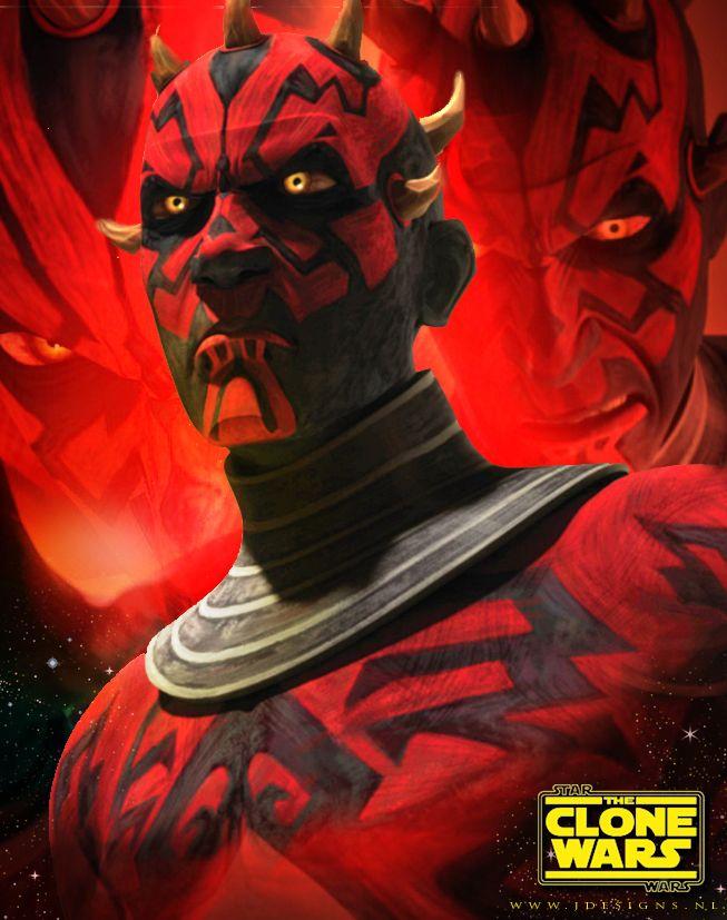 Star Wars: Darth Maul - Clone Wars