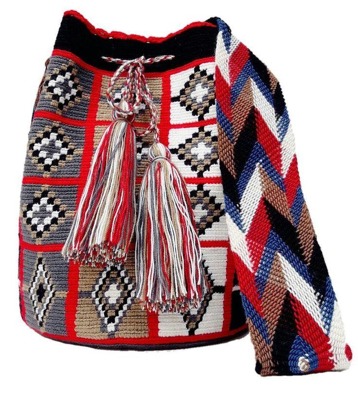 32 отметок «Нравится», 1 комментариев — FERVENT BAGS (@fervent_wayuubags) в Instagram: «ROCK BAG......✌colombia #wayuu#bags#fashion#instabags#guajira#moda#summervibes #summer…»