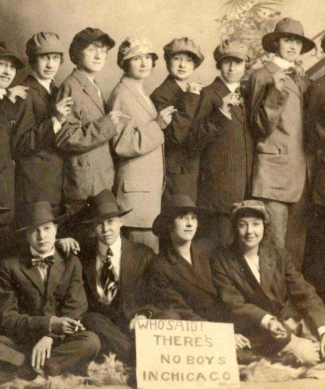 Deviates, Inc. - 1920s: