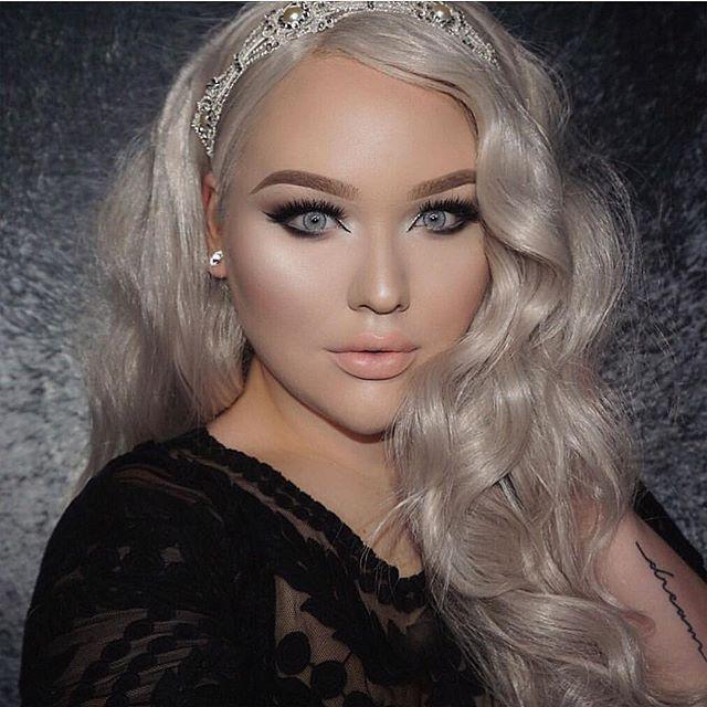 Vegas Nay Flawless Ice Queen Freya Nikkietutorials