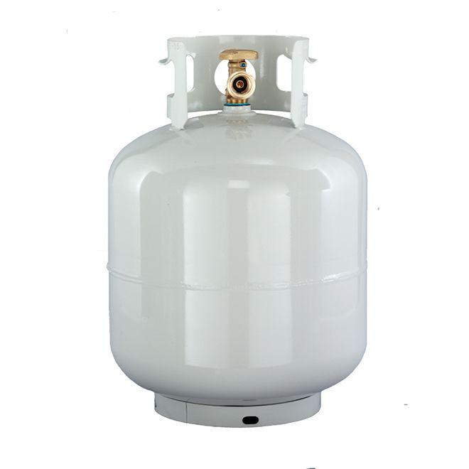 Worthington Propane Gas Cylinder 296954 Rona With Images 20 Lb Propane Tank Propane Propane Cylinder