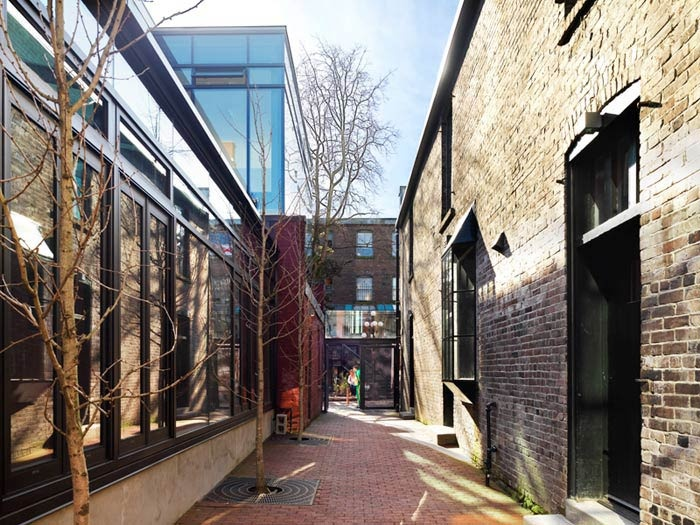 Alhambra to Blood Alley - acton ostry architects - glotman simpson structural engineers