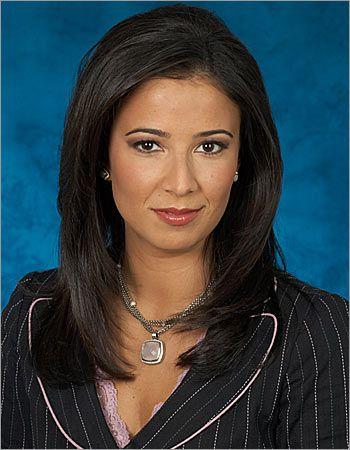 Zyy'nai Julie Banderas - TV News Personality (Fox News).