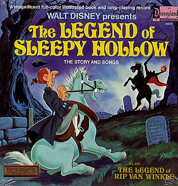 Disney's Legend of Sleepy Hollow!! This is STILL one of my favorites!! I have to watch it every Fall!: Walt Disney, Childhood Memories, Ichabod Cranes, Book, Sleepy Hollow, Hollow Records, Things Disney, Favorite Movie, Halloween Movie