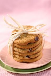 Bee Nutty Choco-Chips Cookies Recipe -