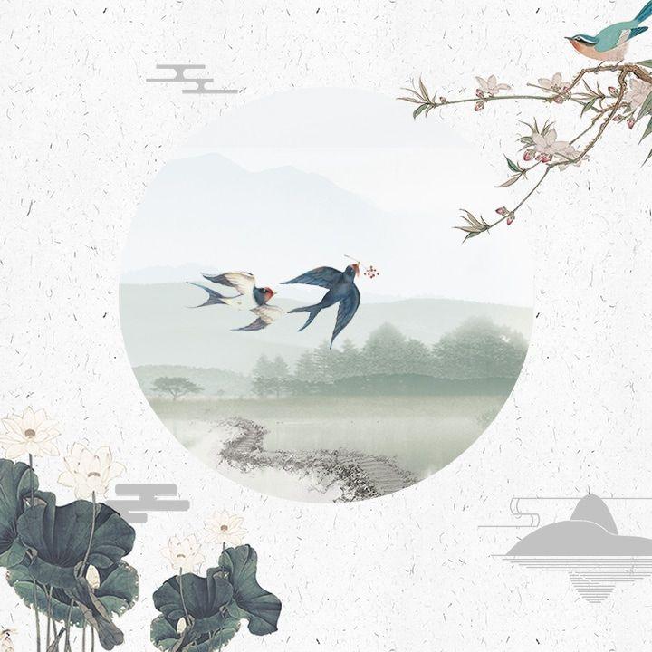 Nature's Beauty Art Exhibition - International Gallery Of The Arts (IGOA)- Min Lu- Birds- Digital Contact: elainelu1008@gmail.com