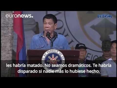 """Duterte asegura ahora que """"ha arrojado gente desde un helicóptero"""" y lo volvería a hacer - http://www.notiexpresscolor.com/2016/12/29/duterte-asegura-ahora-que-ha-arrojado-gente-desde-un-helicoptero-y-lo-volveria-a-hacer/"""