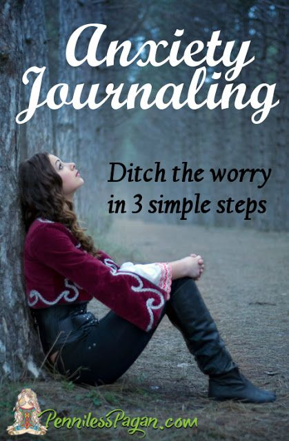 Anxiety Journaling: A Healthy Way to Release Stress #stress #anxiety #journal