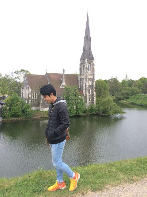 #wisata #travelling #copenhagen #denmark #Kastellet #Traveller #Travel #Perjalanan