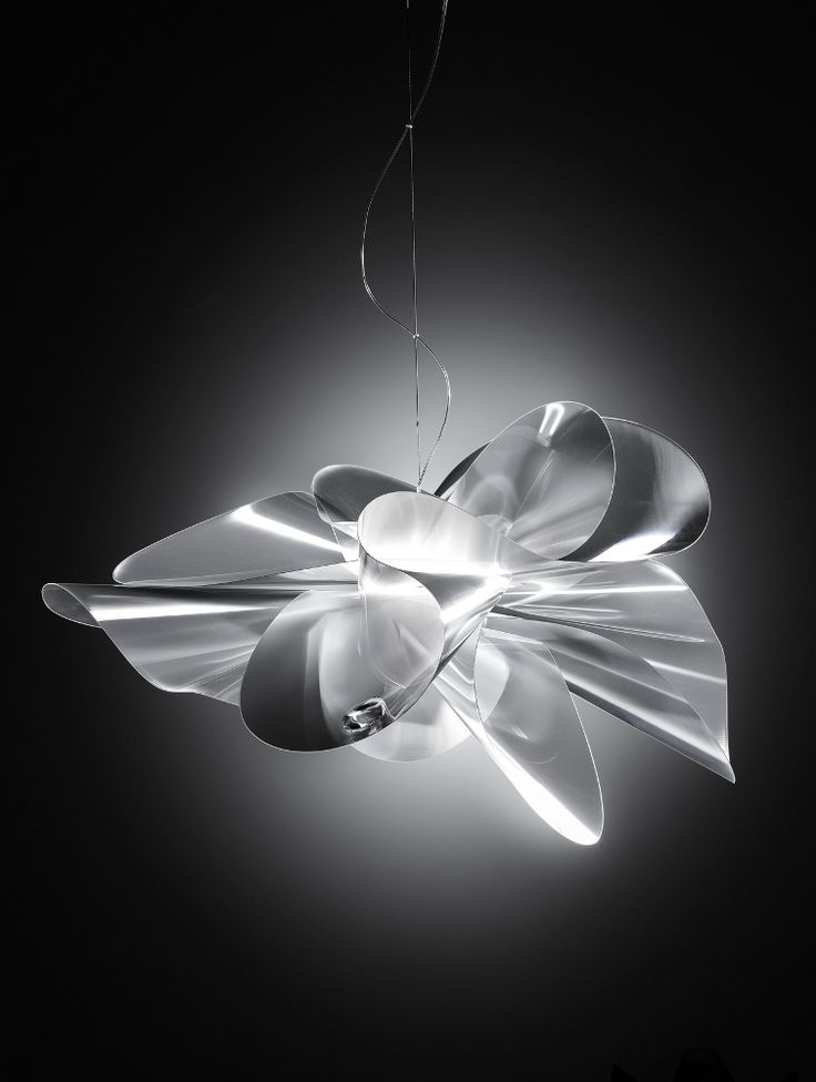 Pendant #lamp ÉTOILE by Slamp | #design Adriano Rachele @Shelley Lampe