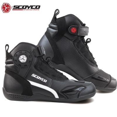 Hot Original SCOYCO Motorcycle Boots Men Casual Fashion Leather Wear Shoes Breathable Anti-skid Protection Botas De Motociclista * AliExpress Affiliate's buyable pin. Click the VISIT button to view the details on www.aliexpress.com