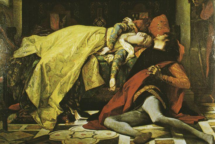 La leggenda di Paolo e Francesca al Castello di Gradara