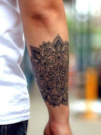 Tattoos On The Forearm