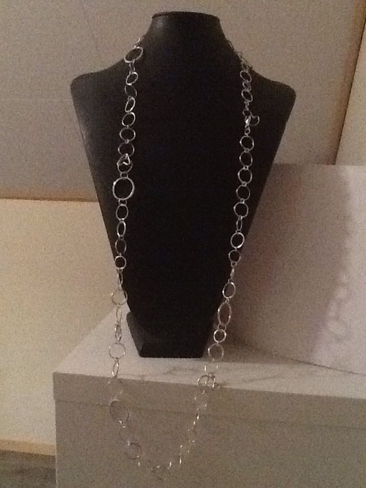 Silver :925: Necklace .