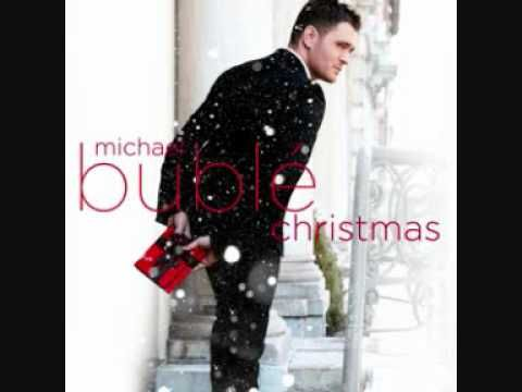Michael Bublé~Winter Wonderland...I love the big band sound of this one