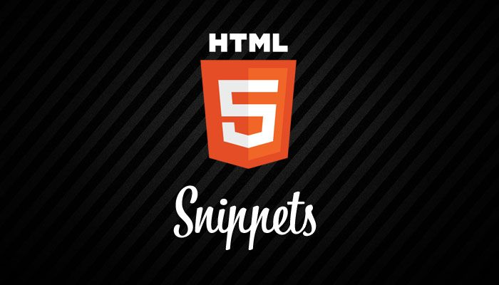 This simple snippet is an overview of browser side form validation using HTML5 attributes like require and pattern.