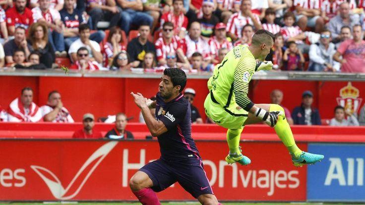 El F.C. Barcelona se impuso de visitante sobre el Sporting Gijón por 5 goles de diferencia. Arrancaba la RSN (Rafinha – Suárez – Neymar) Era el primer test para un Barça que debía sobre…