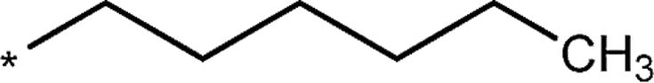 Naming Simple Alkyl Chain Functional Groups: Hexyl Group