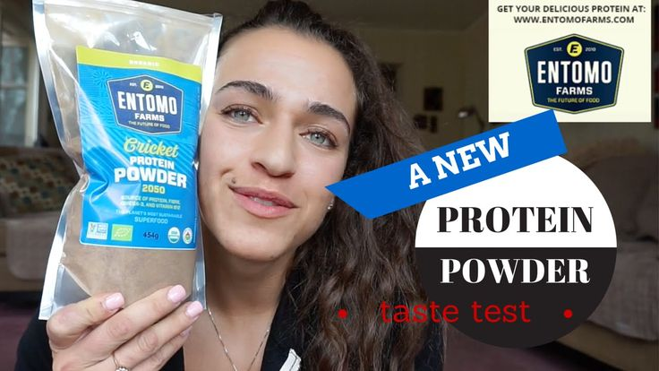 CREEPY CRAWLY PROTEIN POWDER || Do You Dare Try??  Alyssa, thank you for the terrific, thorough and thoughtful review! My favorite way to use the powder is to mix it with Hemp or Almond milk, add some fresh fruit and yogurt, and then of course, the cricket powder. I find this is the best way and tastes delicious. Just adding water is challenging but seems to have worked when adding the rice protein, now I'll have to try that! #cricketflour #cricketpowder #ediblebugs #edibleinsects…