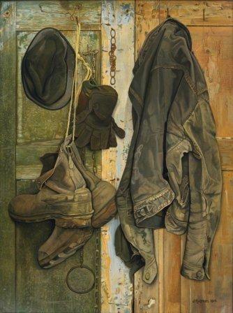 Jopie Huisman Dutch painter