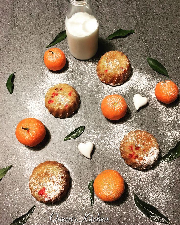"""""""Se metti da parte la paura, possono succedere anche cose belle."""" Non aspettare la notte - V. D'Urbano …teniamoci stretti nei giorni difficili❤️💙💛💚💜💗 {http://www.queenskitchen.it/blueberries-muffins} #queensbreakfast"""
