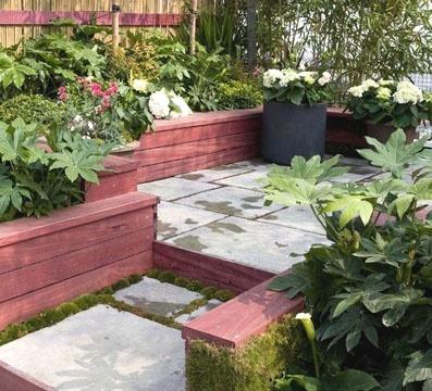 43 best Terrasse images on Pinterest Home ideas, Arquitetura and - terrasse bois avec bassin