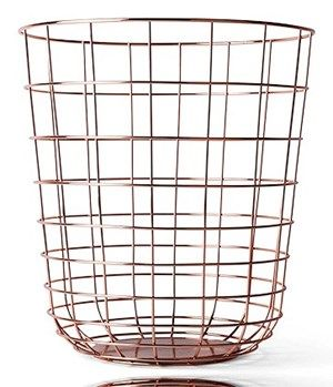 Kosz druciany Copper - MENU - DECO Salon #basket #homeaccessories