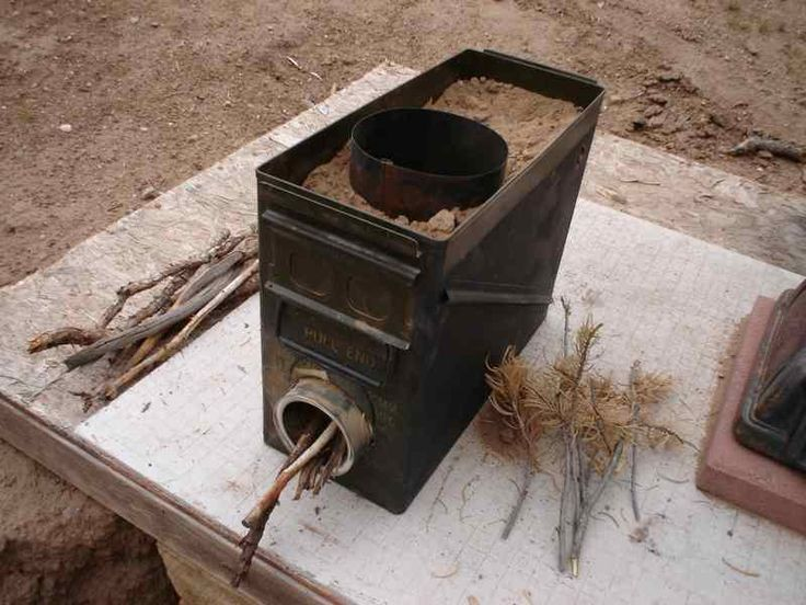 65 best images about rocket stoves on pinterest stove for Tin can solar heater