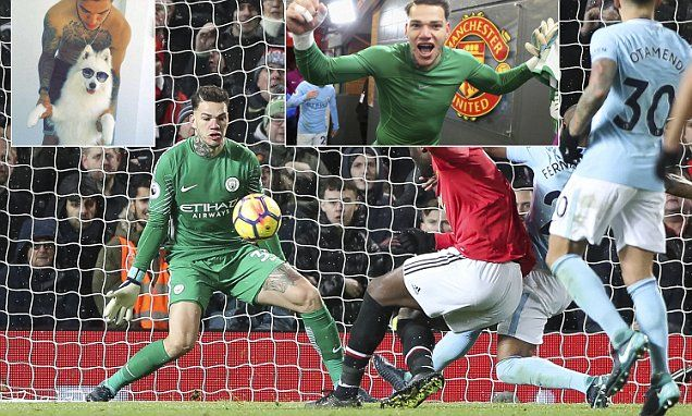 Ederson's double save showed why he is Manchester City's unsung hero