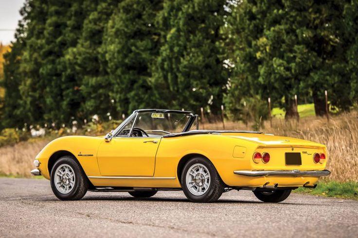 Fiat Dino 2000 Spider – Rare première série, 200 exemplaires avec tableau de bord aluminium – Restaurée - Franco Lembo Automobilia   Since 1997