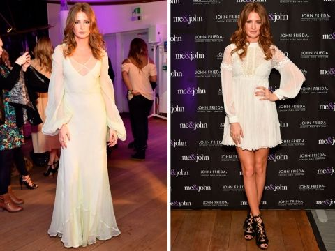 Could Millie Mackintosh's Dress Swap Be More Gorgeous?