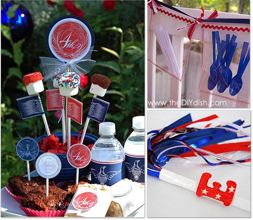 1000 images about holiday festivities on pinterest for Memorial day weekend ideas