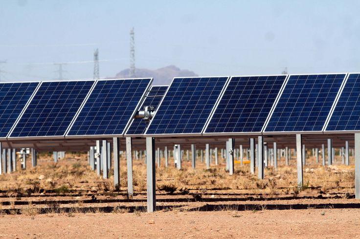 <p>*En conmemoración del Día Mundial del Medio Ambiente<br /> <br /> *Con paneles solares en el desierto de Chihuahua, se