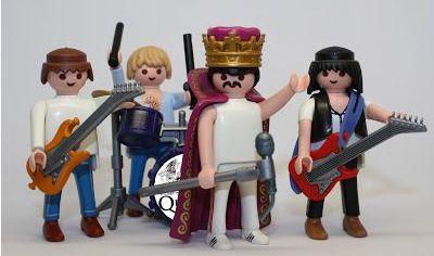 Freddie Mercury Playmobil ★•☆•Teresa Restegui http://www.pinterest.com/teretegui/•☆•★