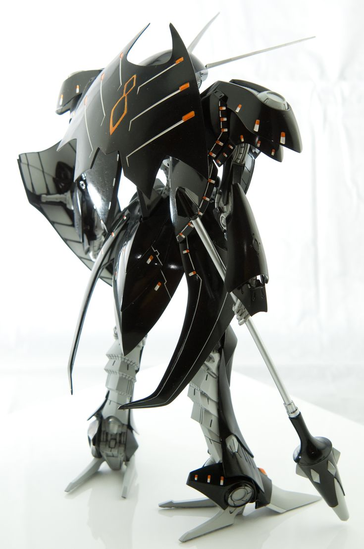 """Five Star Stories - """"K.A.N. Painted Build"""" O M G my most fav anime of all time."""