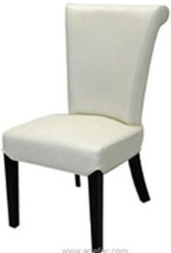 High Back Leather Dining Chairs Sale R 597 Black Roll Back High