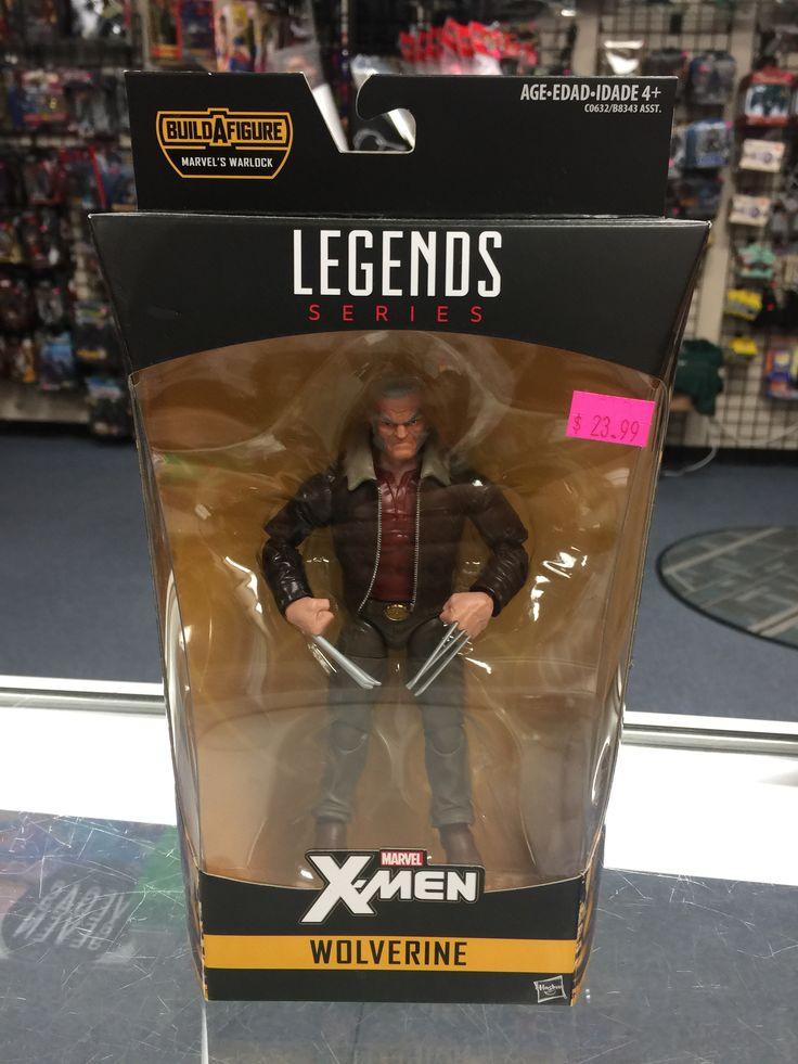 Marvel Legends Wolverine Old Man Logan X-Men