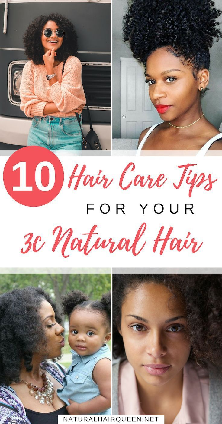 Hair Care Tips For Your Natural 3c Hair 3c Natural Hair Hair