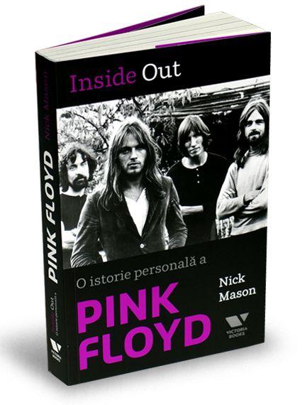 Inside Out este îmbinarea perfectă dintre plăcerea de a evada printre paginile unei cărți și fascinația pătrunderii în culisele universului muzical al uneia dintre cele mai influente trupe rock din istoria muzicii: Pink Floyd.