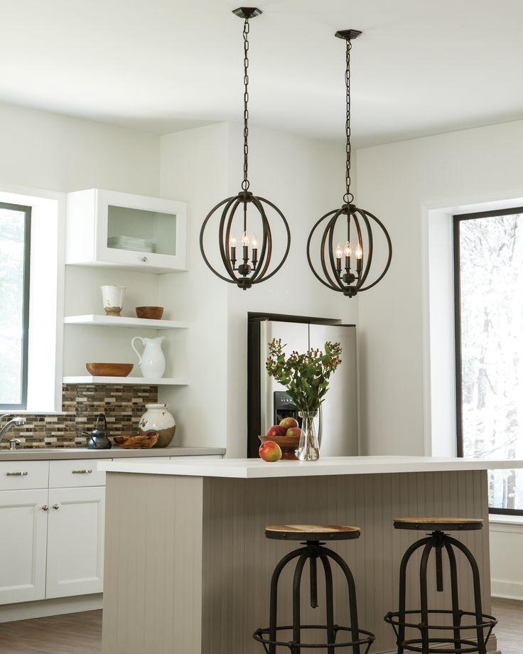65 Best Kitchen & Island Lighting Images On Pinterest