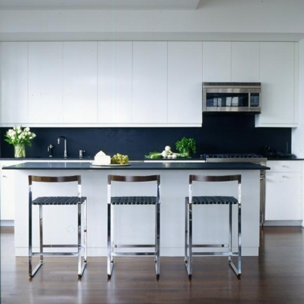 Michael Kors' modern kitchen