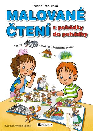 Malované čtení – z pohádky do pohádky | www.fragment.cz