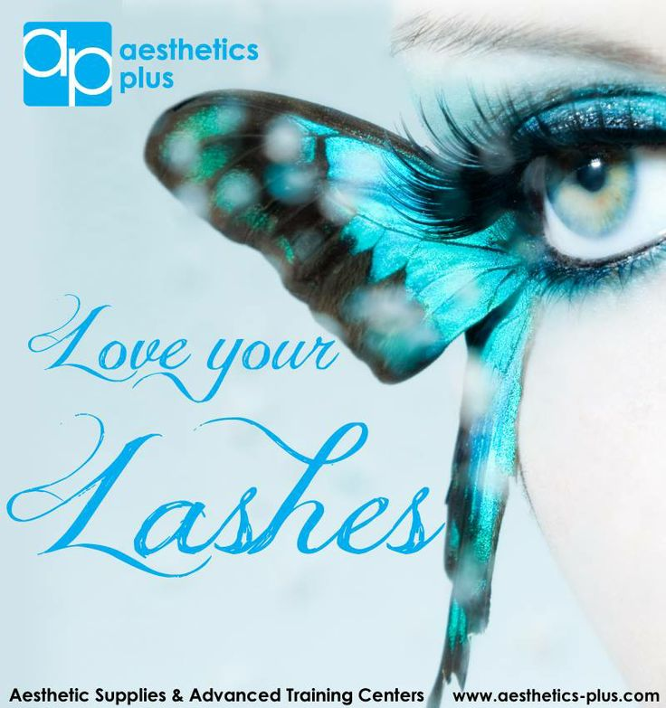 Yes! We have lash supplies! Lashes, glue, remover, mascara, combs, brushes, tools, extensions and more! Call 800-535-0221 or visit www.aesthetics-plus.com to order!