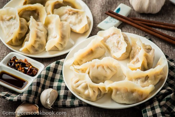 how to make your own dumplings