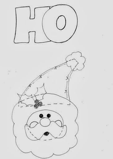 Moldes navideños bonitos y fáciles de hacer