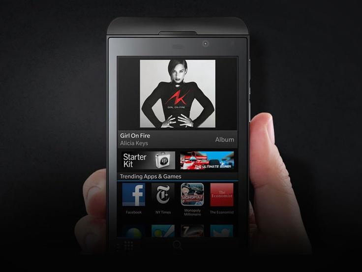 BLACKBERRY Z10  Η BlackBerry προετοίμαζε μεθοδικά την αντεπίθεσή της στο χώρο των smartphones, για το πρώτο τρίμηνο του 2013. Το τελευταίο διάστημα η RIM (Research in Motion), εταιρεία...