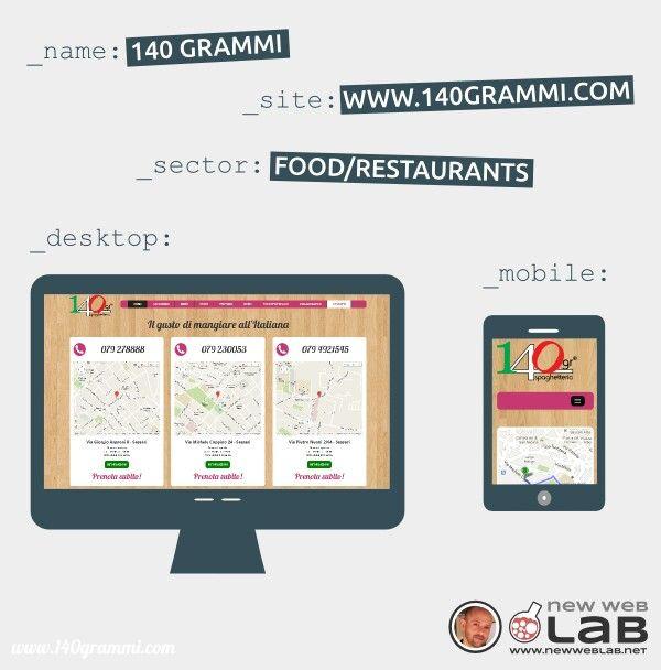 Website for Italian Restaurants