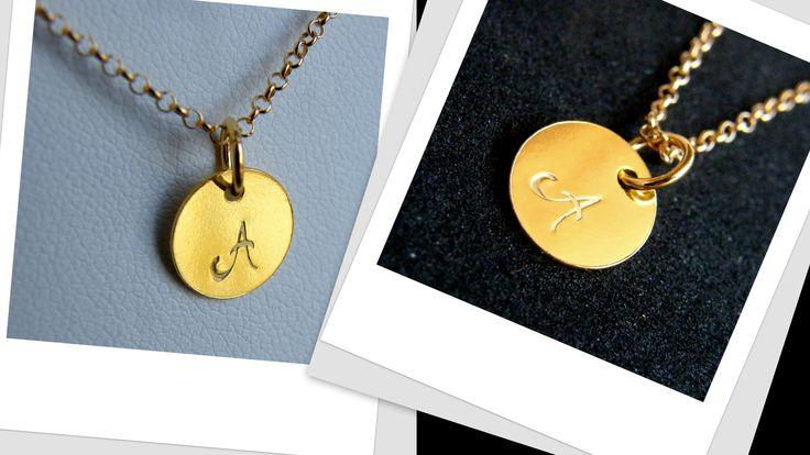 Naszyjnik personalny- idealny prezent dla Twojej przyjaciółki <3